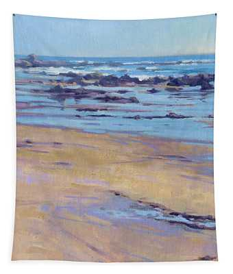 Low Tide / Crystal Cove Tapestry