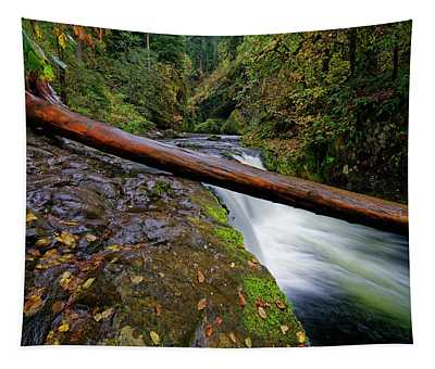 Lower Punch Bowl Falls Tapestry