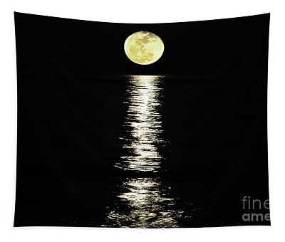 Lunar Lane Tapestry