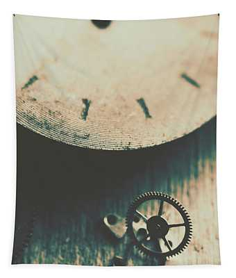 Machine Time Tapestry