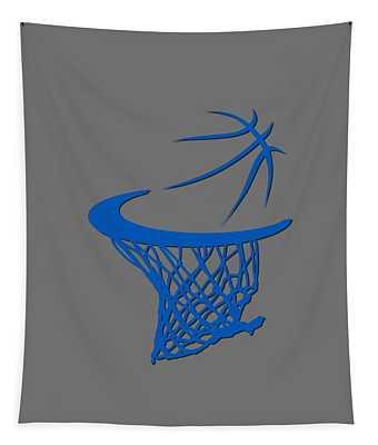 Magic Basketball Hoop Tapestry