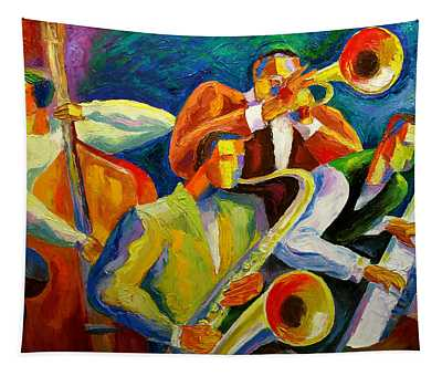 Magic Music Tapestry