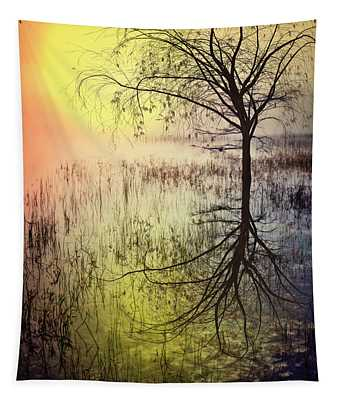 Magical Morn Tapestry