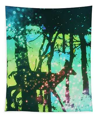 Magical Nature Tapestry