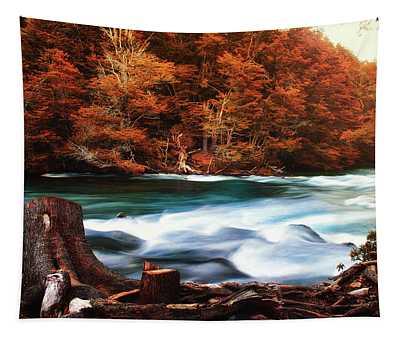 Magical Patagonia Tapestry