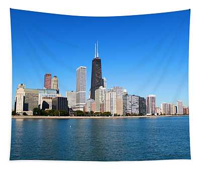 Magnificent Chicago Tapestry