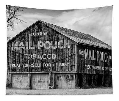 Mail Pouch Barn - Us 30 #1 Tapestry