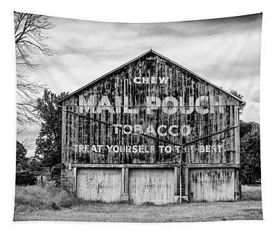Mail Pouch Barn - Us 30 #2 Tapestry