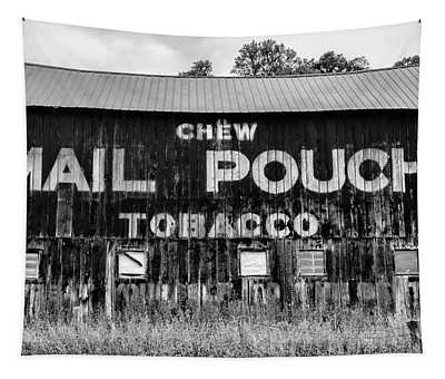 Mail Pouch Barn - U.s. 62 #3 Tapestry