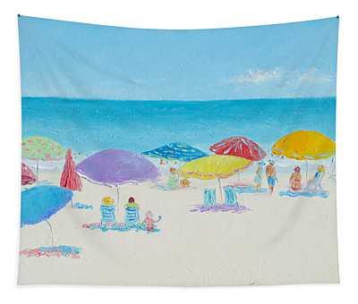 Main Beach East Hampton  Tapestry