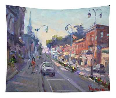 Main St Georgetown Downtown  Tapestry