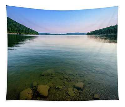 Majestic Lake Tapestry