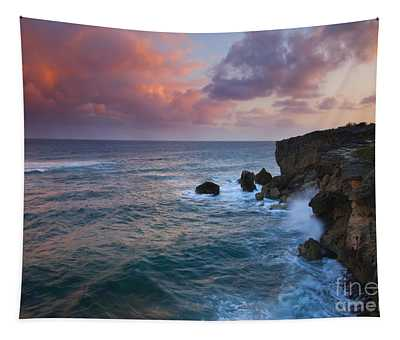 Makewehi Sunset Tapestry