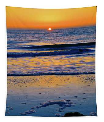 Making Waves Tapestry