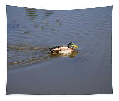 Mallard Duck Burgess Res Co Tapestry
