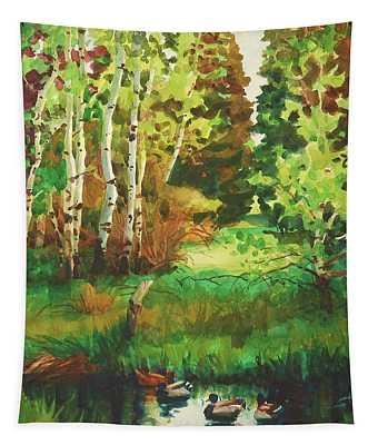 Mallard Grove Tapestry