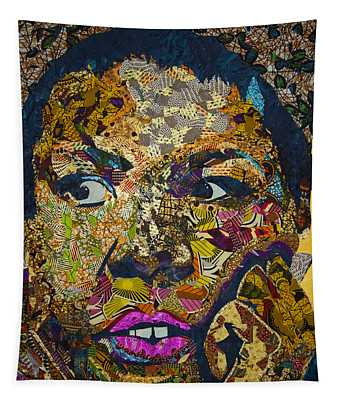 Mama's Watching Tapestry