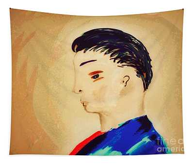 Man Of Honor Tapestry