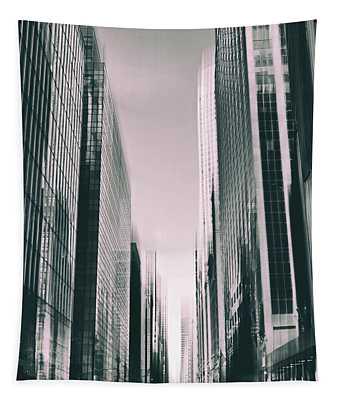Manhattan Metropolis Tapestry