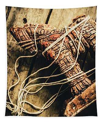 Manipulating The Trojans  Tapestry