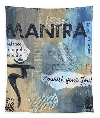 Mantra Tapestry