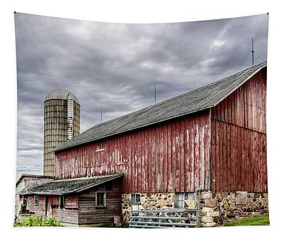 Maple Grove Farm Tapestry