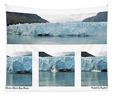 Margerie Glacier Tapestry