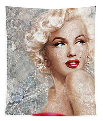 Marilyn Danella Ice Tapestry