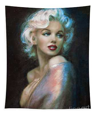 Marilyn Romantic Ww 6 A Tapestry