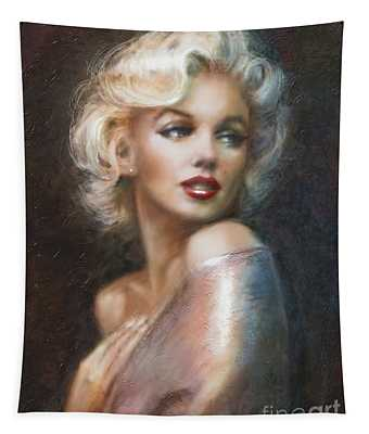 Marilyn Ww Soft Tapestry