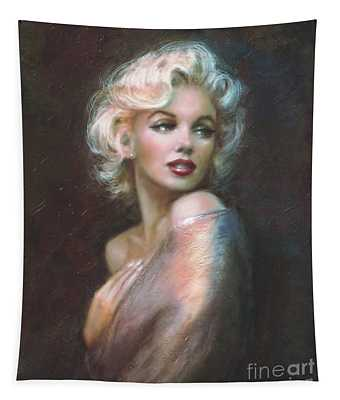 Marilyn Ww  Tapestry