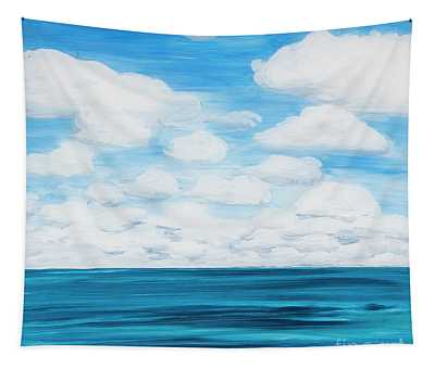 Marine Layer Breaking Up Tapestry