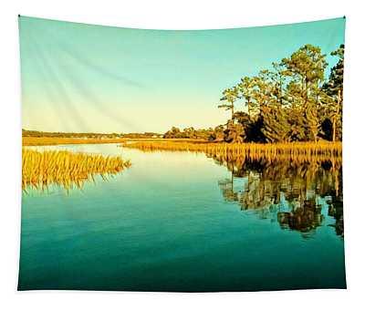 Marvelous Marsh Tapestry
