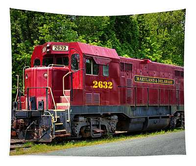 Maryland And Delaware Engine 2632 Tapestry