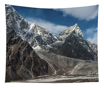Massive Tabuche Peak Nepal Tapestry