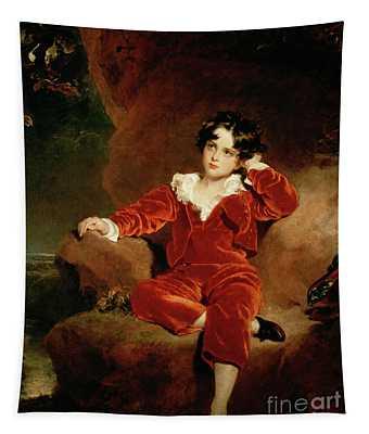 Master Charles William Lambton Tapestry
