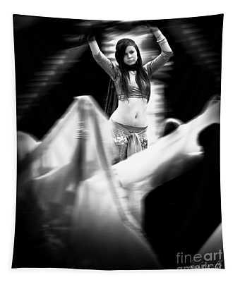 Mata Hari Tapestry