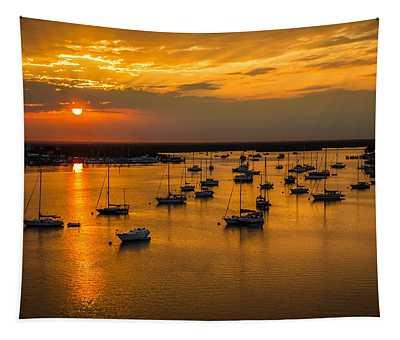 Matanzas Harbor Tapestry