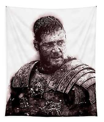 Maximus Decimus Meridius - 03 Tapestry