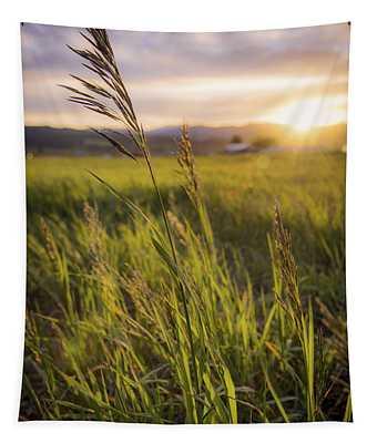 Grass Wall Tapestries