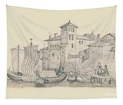 Meeting At The Docks Classics 2 Tapestry