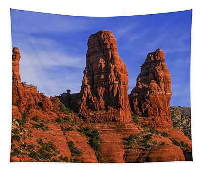 Megalithic Red Rocks Tapestry