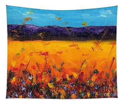 Melissa's Meadow Tapestry