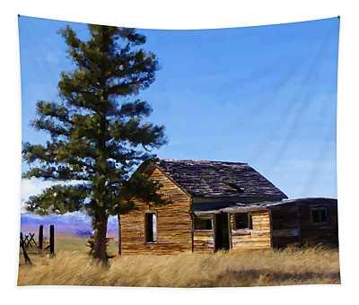 Memories Of Montana Tapestry