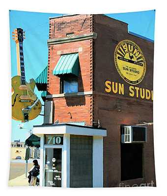 Memphis Sun Studio Birthplace Of Rock And Roll 20160215 Tapestry