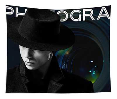 Mens Fashion Photography Are You Photogenic Tapestry