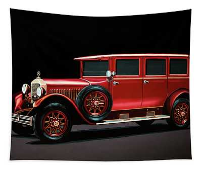 Mercedes-benz Typ 300 Pullman Limousine 1926 Painting Tapestry