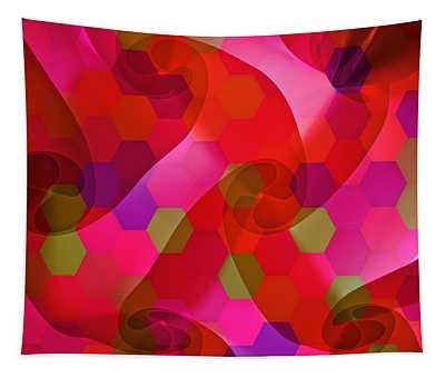 Mercury Illuminations Tapestry