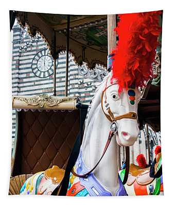 Merry-go-round Tapestry