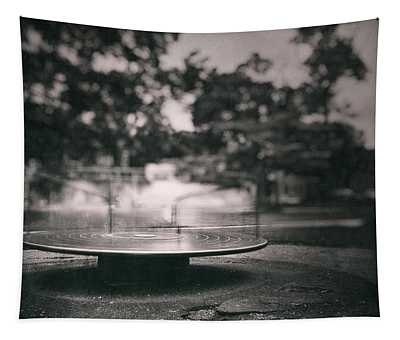 Merry-go-round Photographs Wall Tapestries